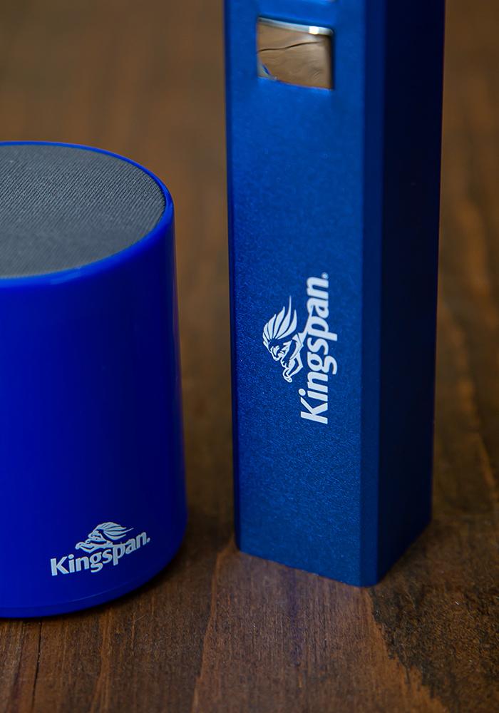 Kingspan chargers