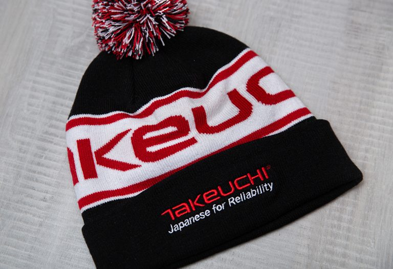 Takeuchi bobble