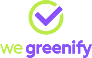 we greenify logo