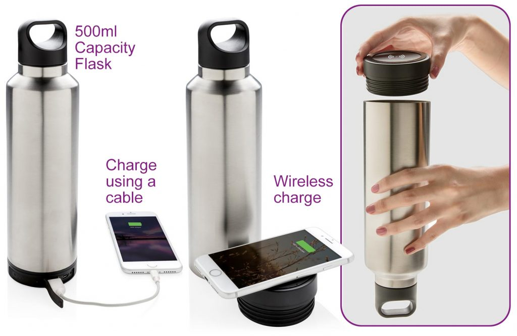 Charging Flask