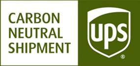 UPS Carbon Neutral Shipment