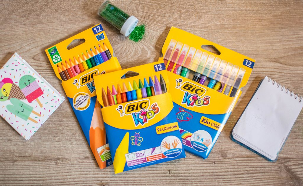 BIC for kids