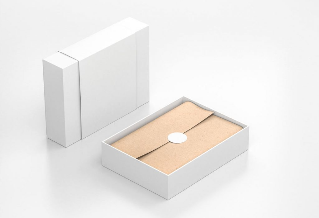 Gift box and sleeve