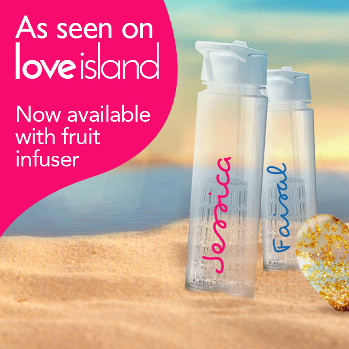 Drinks as seen on Love Island