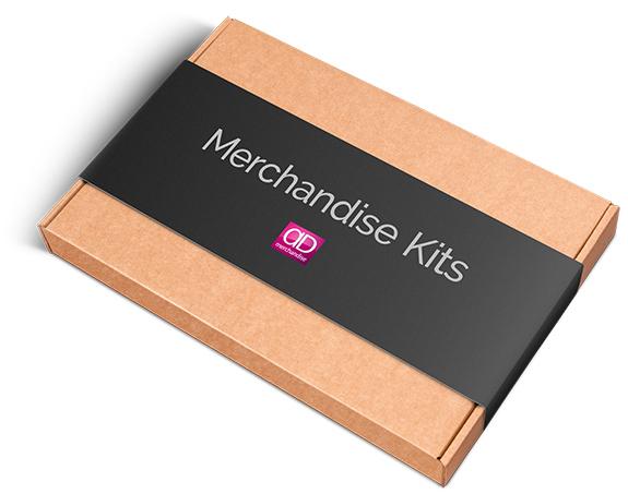 Merchandise Kits