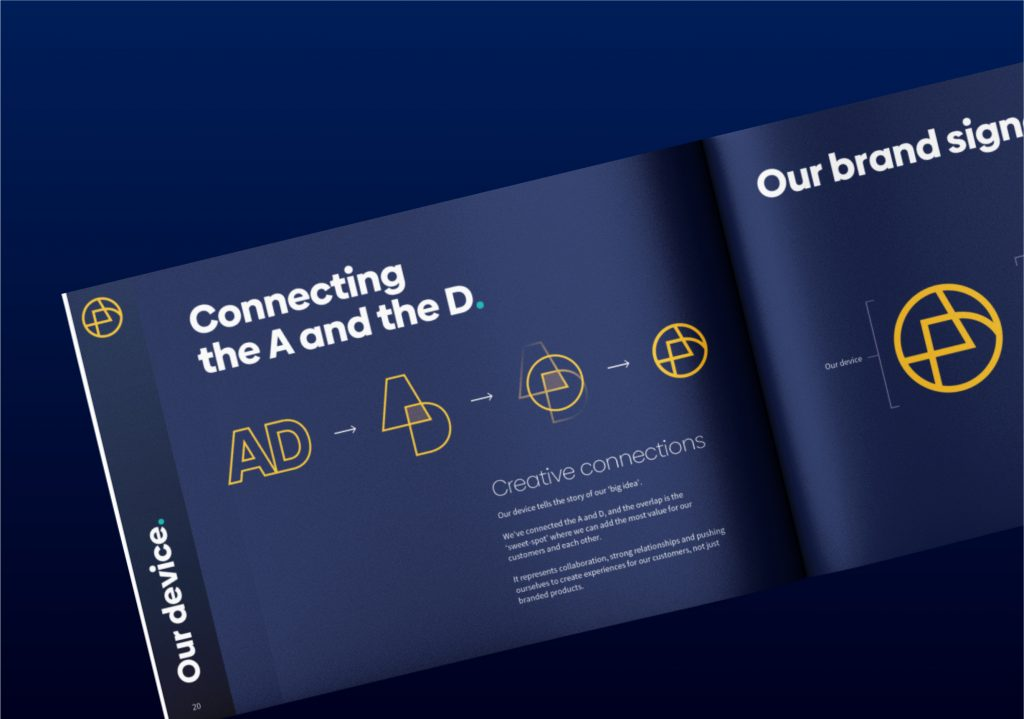 A.D. Brand Guidelines