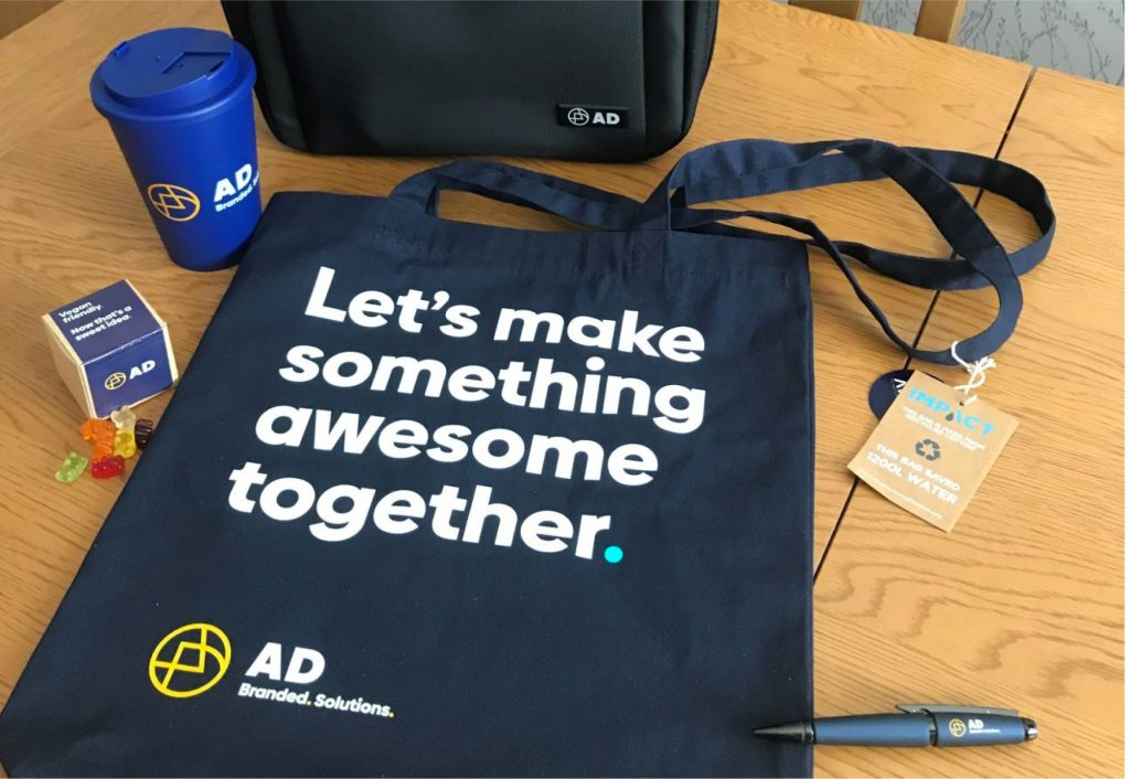 A.D. Branded Items