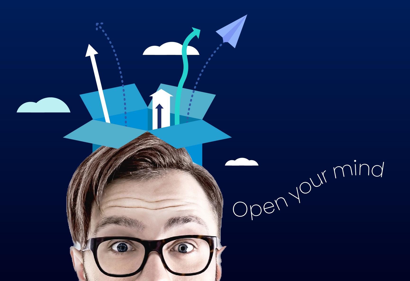 A.D. Creativity - open your mind