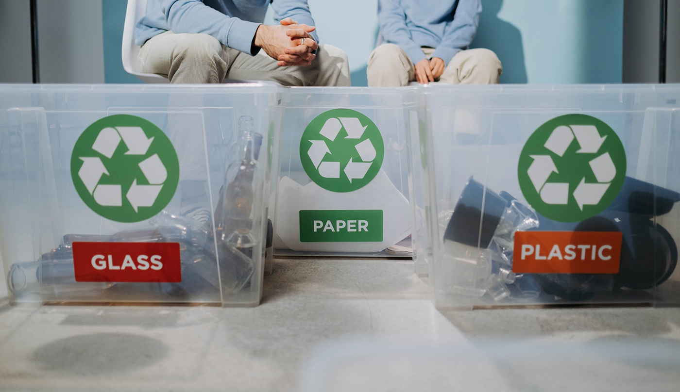 Recycling properly as a business - A.D.